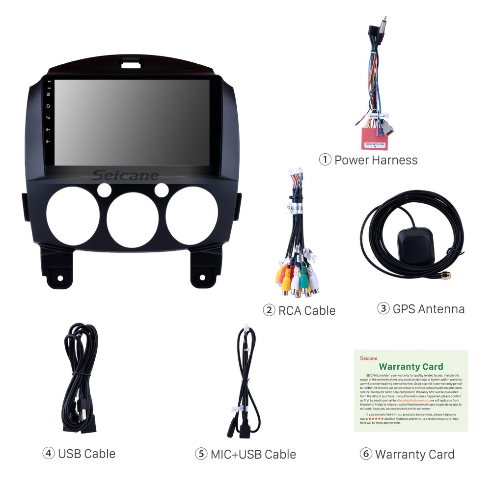 OEM HD Touchscreen GPS navigation system Android 9 0 for