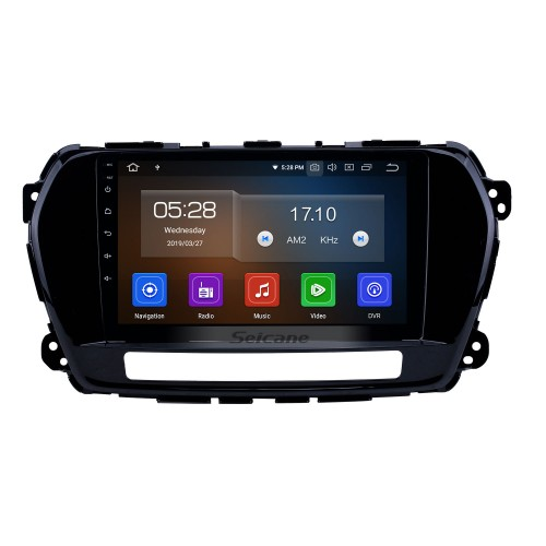 Android 9.0 9 pouces Radio de navigation GPS pour 2011-2015 Grande Muraille Wingle 5 avec support tactile HD Carplay Bluetooth TV numérique