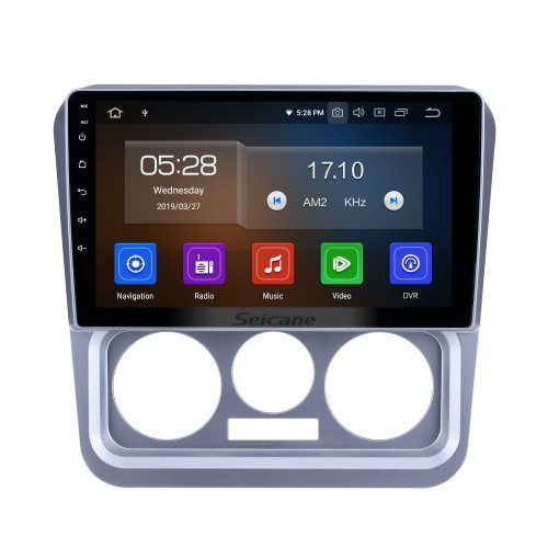 OEM 9 pouces Android 9.0 pour 2009 2010 2011 2012 2013 Geely Ziyoujian Radio Bluetooth HD Écran tactile Navigation GPS Support Carplay OBD2