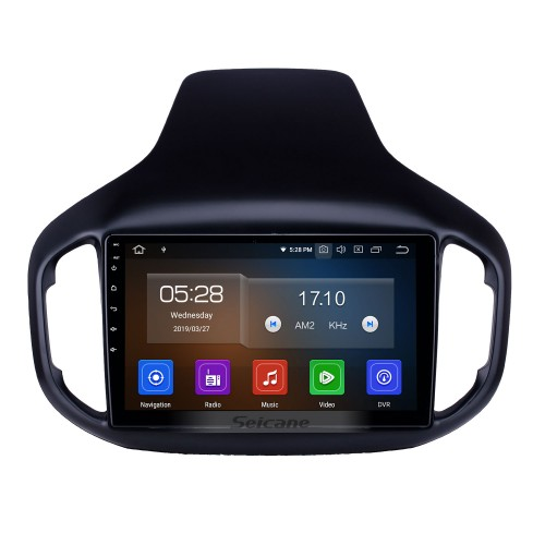 10,1 pouces 2016-2018 Chery Tiggo 7 Android 9.0 Radio de navigation GPS Bluetooth HD écran tactile AUX Carplay support Mirror Link