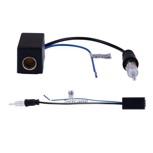 Amplificateur de convertisseur d'intensificateur de signal CVBS universel RVB vers AV