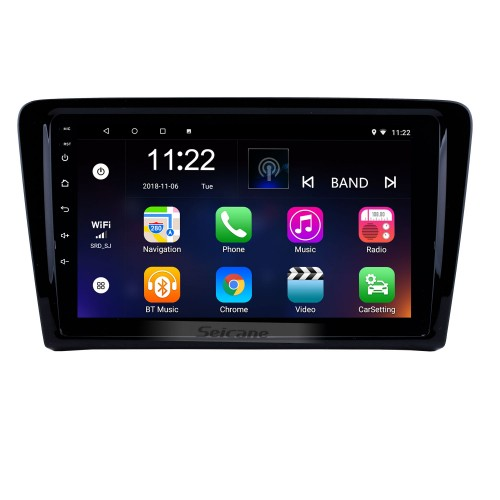 10.2 Inch 2012 2013 2014 VW Volkswagen SANTANA Android 4.2 Radio GPS Navigation system with 3G WiFi Capacitive Touch Screen TPMS DVR OBD II Rear camera AUX Steering Wheel Control USB SD Bluetooth HD 1080P Video