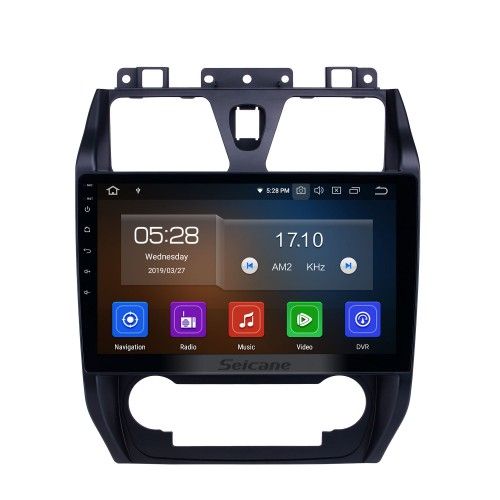 10,1 pouces 2012-2013 Geely Emgrand EC7 Android 9.0 Radio de navigation GPS Bluetooth HD écran tactile support Carplay Miroir Lien