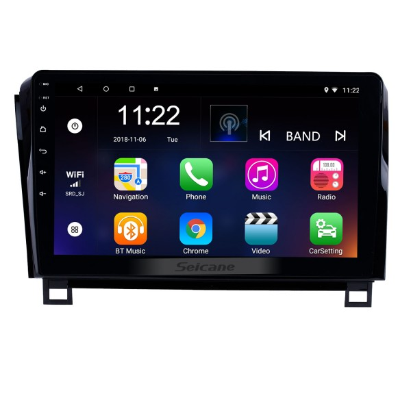 16G Quad-core Android 4.4.4 Afermarket Car stereo for 2012 Toyota COROLLA with Radio DVD player Bluetooth GPS navigation Mirror link multi-touch screen OBD DVR TV USB SD 3G WIFI Rear view camera IPOD