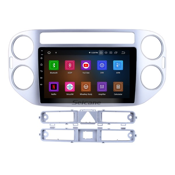10.2 Inch Android 4.2 Bluetooth Radio For 2013 2014 2015 VW Volkswagen JETTA with 3G WiFi GPS Navigation system TPMS DVR OBD II Rear camera AUX Headrest Monitor Control USB SD Video 3G WiFi Capacitive Touch Screen