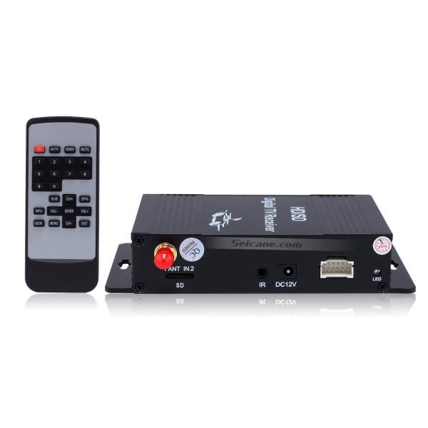 Récepteur TV numérique numérique Seicane haute sensibilité ISDB-T