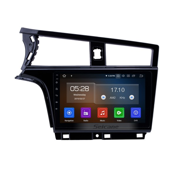 OEM 9 pouces Android 9.0 pour 2017-2019 Venucia D60 Bluetooth HD à écran tactile GPS Navigation Radio support Carplay 1080 P TPMS
