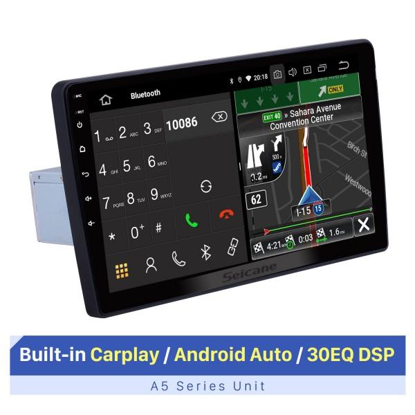 10,1 pouces Android 10.0 pour 2013 2014 2015 2016 Trumpchi GA3 Radio Système de navigation GPS avec écran tactile HD Prise en charge Bluetooth Carplay
