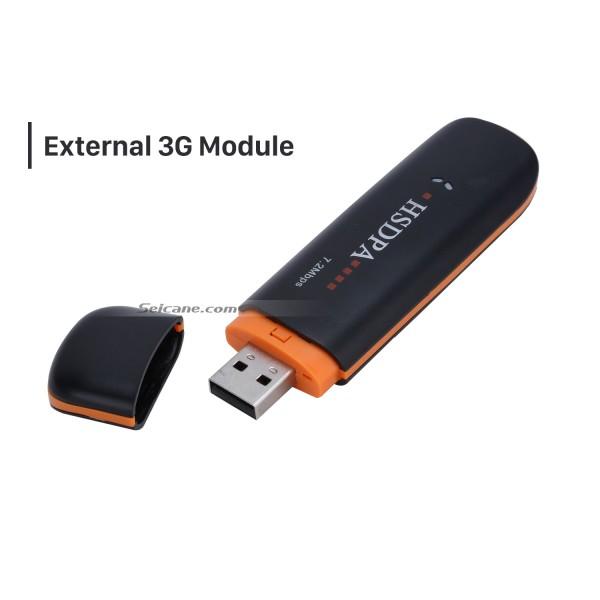 Seicane Modem External 3G  Module for Car DVD Player with Internet