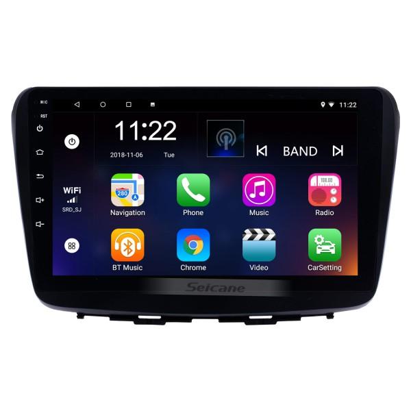 9 pouces Android 10.0 2016 Suzuki Baleno au tableau de bord radio système de navigation GPS Bluetooth 3G WIFI caméra de recul sans fil OBD2 lien lien miroir commande au volant