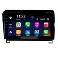10,1 pouces HD à écran tactile Radio système de navigation GPS Android 8.1 pour TOYOTA Sequoia 2008-2015 2006-2013 Radio de soutien Carplay Bluetooth OBD II DVR 3G WIFI
