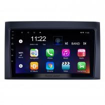 Écran tactile Android 10.0 HD 9 pouces pour 2008 2009 2010 2011 Système de navigation GPS Radio Isuzu D-Max avec prise en charge Bluetooth USB Carplay