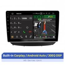 10,1 pouces Android 10.0 pour CHEVROLET TRACKER 2019 Radio Système de navigation GPS avec écran tactile HD Prise en charge Bluetooth Carplay OBD2