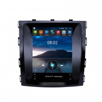 OEM 9.7 pouces Android 10.0 2015-2017 Great Wall Haval H9 Radio de navigation GPS avec écran tactile Bluetooth WIFI support TPMS Carplay DAB +