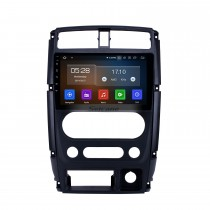 Ecran tactile HD 2007-2012 Suzuki Jimny Android 9.0 Radio de navigation GPS 9 pouces avec Bluetooth WIFI USB Support Carplay TPMS DVR OBD2