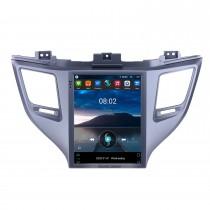 2015 Hyundai Tucson 9.7 pouces Android 10.0 Radio de navigation GPS avec écran tactile HD Prise en charge Bluetooth WIFI Caméra arrière Carplay