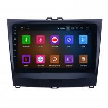 OEM 9 pouces Android 11.0 pour 2014-2015 BYD L3 Bluetooth HD à écran tactile GPS Navigation Radio support Carplay 1080 P TPMS