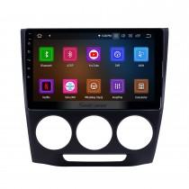 10,1 pouces Android 11.0 Radio de navigation GPS pour 2013-2019 Honda Crider Manuel A / C avec support tactile HD Carplay Bluetooth soutien 1080p