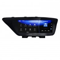 Android 7.1 10,25 pouces pour 2013 2014 2015 2016 2017 2018 LEXUS ES HD Radio tactile Navigation GPS avec support Bluetooth Carplay DAB + DVR