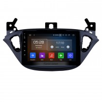 8 pouces Android 9.0 Radio pour 2015-2019 Opel Corsa / 2013-2016 Opel Adam Bluetooth Wifi HD écran tactile Navigation GPS support Carplay USB