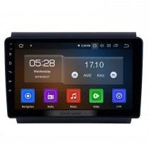 2013-2017 Suzuki Wagon R X5 Android 10.0 Radio de navigation GPS 9 pouces 9 pouces Bluetooth HD avec support tactile Carplay DVR DAB + OBD2 SWC