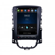 Écran tactile HD 2009 2010 2011-2019 Buick Excelle 2009-2014 Opel / Vauxhall / Astra J Buick / Verano Radio Android 9.1 9,7 pouces Navigation GPS Prise en charge Bluetooth Carplay