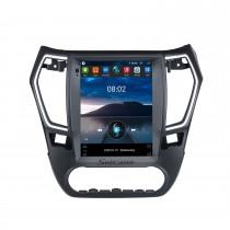 9,7 pouces Android 10.0 pour DongFeng AEOLUS A30 Radio Système de navigation GPS avec écran tactile HD Prise en charge Bluetooth Carplay TPMS