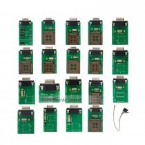 Nouveau programmeur USB UPA avec adaptateurs complets V1.3 ECU Chip Tuning