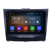 2014-2015 BYD L3 Android 9.0 Radio de navigation GPS 9 pouces Bluetooth Bluetooth HD à écran tactile Prise en charge de Carplay DVR DAB + SWC