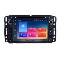 OEM 2007-2013 GMC Yukon Tahoe Acadia Chevy Chevrolet Tahoe Suburban Buick Enclave Android 9.0 radio Retrait avec Autoradio GPS navigation A / V Système 1024 * 600 Multi-touch Écran capacitif miroir Lien OBD2 3G WiFi