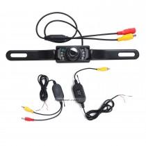 Seicane sans fil Caméra pour après marché voiture radio