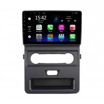 9 pouces Android 10.0 HD Écran tactile pour 2015-2018 Ford Mustang Low Radio Système de navigation GPS avec prise en charge WIFI Bluetooth Carplay Commande au volant DVR OBD 2