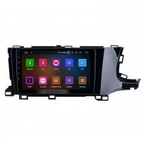 OEM Android 11.0 pour Radio Honda Shuttle RHD 2016 avec Bluetooth 9 pouces HD à écran tactile Système de navigation GPS Carplay support DSP