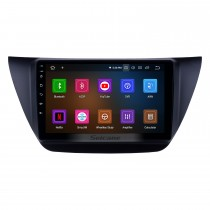 Écran tactile HD 9 pouces Android 9.0 Radio de navigation GPS pour 2006-2010 MITSUBISHI LANCER IX avec support WIFI Carplay Bluetooth USB RDS OBD2 DVR 4G
