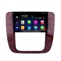 Android 10.0 9 pouces Radio de navigation GPS pour 2007-2012 GMC Yukon / Acadia / Tahoe Chevy Chevrolet Tahoe / Suburban Buick Enclave avec écran tactile HD Prise en charge Bluetooth OBD2 Carplay