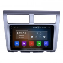 9 pouces Android 9.0 Radio pour 2012-2014 Proton Myvi Bluetooth WIFI USB HD Touchscreen Navigation GPS soutien Carplay OBD2 DAB + DVR