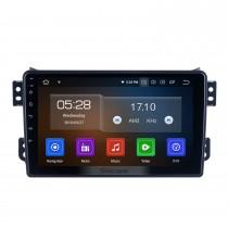 Écran tactile HD pour 2018 Honda Elysion Radio Android 10.0 9 pouces Système de navigation GPS Bluetooth Carplay supporte TPMS 1080P Vidéo