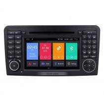 Android 9.0 Navigation GPS auto Radio Lecteur DVD pour Mercedes Benz ML 2005-2012 CLASSE W164 ML350 ML430 ML450 ML500 Avec écran multi-touch miroir Bluetooth USB SD Lien WIFI 1080P vidéo Canbus