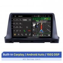 10,1 pouces Android 10.0 pour Kia SELTOS Radio système de navigation GPS avec écran tactile HD prise en charge Bluetooth Carplay OBD2