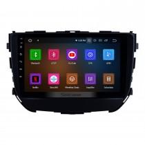 2016 2017 2018 Suzuki BREZZA 9 pouces IPS Écran Tactile Android 11.0 Radio GPS Navigation Contrôle Au Volant Auto Stéréo avec Bluetooth Wifi USB support Carplay Lecteur DVD 4G DVR
