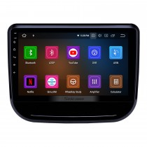 10,1 pouces Android 9.0 Radio pour 2017-2018 Changan CS55 Bluetooth à écran tactile Bluetooth Navigation GPS Carplay USB soutien TPMS DAB + SWC