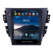 9,7 pouces pour 2016 SGMW S1 Android Radio Navigation GPS avec écran tactile HD Prise en charge Bluetooth AUX WIFI Carplay DVR OBD2