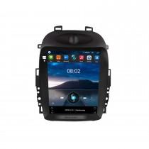 Écran tactile HD pour 2011-2014 BAOJUN 630 Radio Android 10.0 Système de navigation GPS de 9,7 pouces avec prise en charge Bluetooth USB TV numérique Carplay