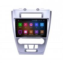 10,1 pouces Android 11.0 Radio pour 2009-2012 Ford Mondeo / Fusion Bluetooth à écran tactile Navigation GPS Carplay Prise en charge USB TPMS Commande au volant