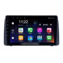 Pour 2011 Chrysler Grand Voyager Radio Android 10.0 HD Écran tactile 9 pouces Système de navigation GPS avec support Bluetooth Carplay DVR