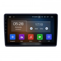 10,1 pouces Android 9.0 Radio de navigation GPS pour 2009-2019 Ford New Transit Bluetooth HD écran tactile AUX Carplay support caméra de recul