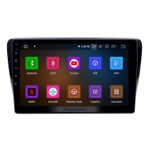 10,1 pouces Android 9.0 Radio de navigation GPS pour 2017-2019 Venucia M50V avec support tactile Carplay Bluetooth HD support OBD2