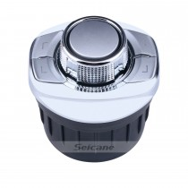 Contrôle de volant universel de haute sensibilité de contrôleur de voiture pour la radio stéréo de voiture Installation de fente de tasse de navigation GPS Plug and Play