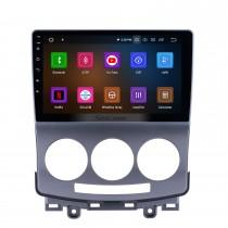 2005-2010 ancienne Mazda 5 Android 11.0 1024 * 600 HD à écran tactile GPS de navigation radio Bluetooth 4G WIFI USB OBD2 Aux 1080p caméra de rétroviseur lien miroir