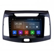 9 pouces 2011-2015 Hyundai Elantra Android 9.0 HD Écran tactile Système de navigation GPS Stéréo au support Bluetooth Radio Support WIFI USB Téléphone Musique SWC DAB + Carplay Vidéo 1080p